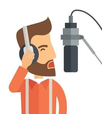 44409794-een-kaukasische-radio-dj-met-koptelefoon-en-microfoon-verhogen-van-zijn-stem-een-eigentijdse-stijl-v