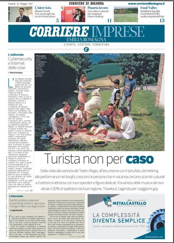 Pagina Corriere